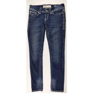 BKE Stella Ankle Skinny Jeans Size 26